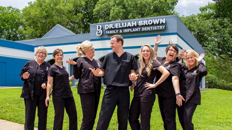 Dr Elijah Brown Team